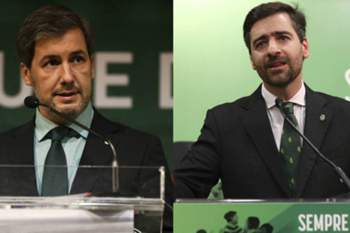 Bruno de Carvalho e Pedro Madeira Rodrigues
