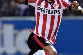 Avançado do PSV Memphis Depay.