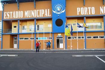 Estádio Municipal do Porto Novo