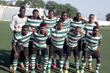 Equipa leonina venceu por 1-0 e est