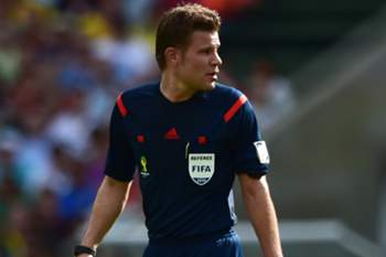 Felix Brych arbitra final da 'Champions', Damir Skomina a da Liga Europa