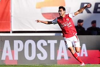 Ricardo Horta no SC Braga em definitivo