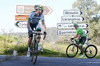 Nocentini, ciclista do Sporting