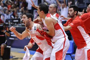 Tunísia Afrobasket