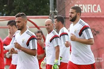 O marroquino pode jogar pela primeira vez pelo Benfica