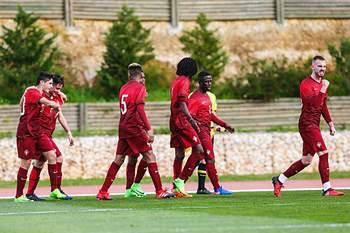 Portugal conquista Torneio do Algarve em sub-17, ao empatar com Alemanha.