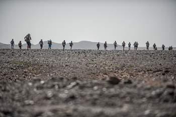 Ultramaratona de Marrocos.