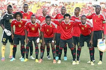Angola e Tanzânia empatam a zero