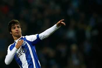 Óliver Torres, jogador do FC Porto