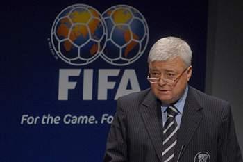 Ricardo Teixeira, antigo presidente da Confederação Brasileira de Futebol