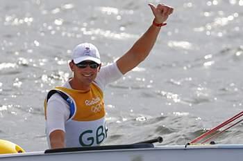 Giles Scott sagra-se campeão da classe Finn