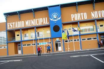 Estádio Municipal Porto Novo