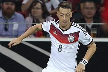 Mesut Ozil, médio da Alemanha