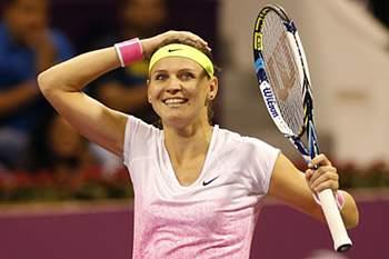Checa conquista vitória em Doha.