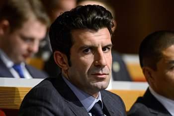Luís Figo tem desempenhado o cargo de diretor para as relações externas no Inter