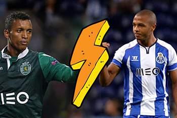 Nani vs. Brahimi: quem é o melhor?