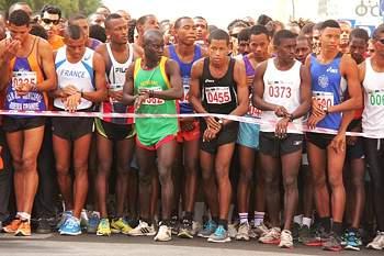 atletismo cabo verde corrida liberdade