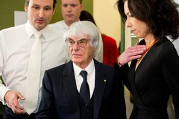Start of trial against Bernie Ecclestone