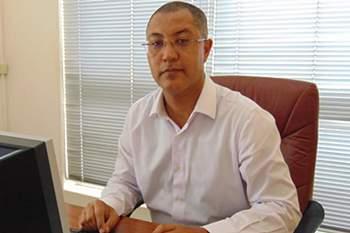 Vítor Osório, presidente da Federação Cabo-verdiana de Futebol