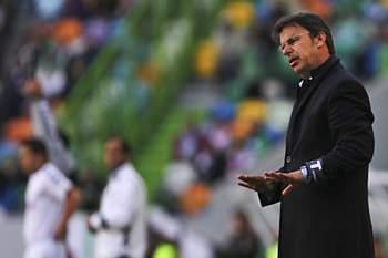 Treinador do Nacional da Madeira.