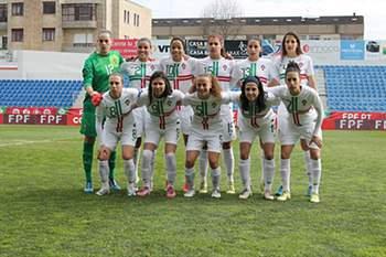 Seleção portuguesa de futebol feminino