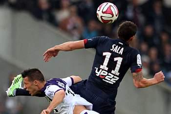 Bordéus vs Toulouse