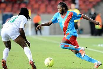 MBokani, jogador da RD Congo