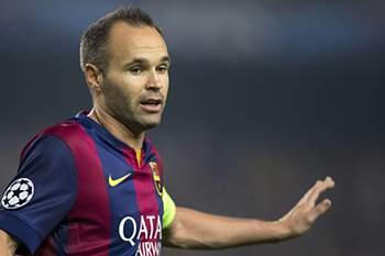 Jogador do Barcelona.