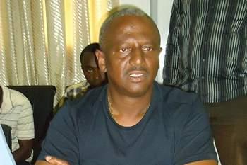 Presidente da Federação de Futebol da Guiné Bissau (FFGB).