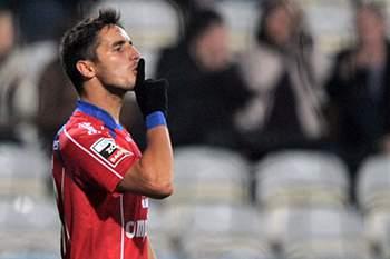 Hugo Vieira jogou no Gil Vicente