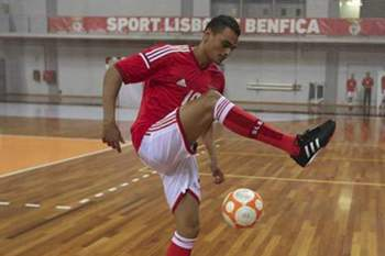 Mancuso reforça futsal do Benfica