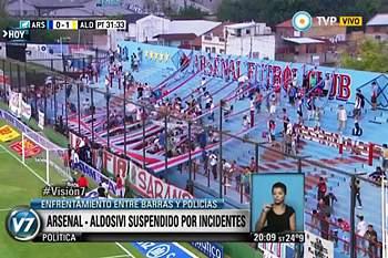 Violência no futebol argentino