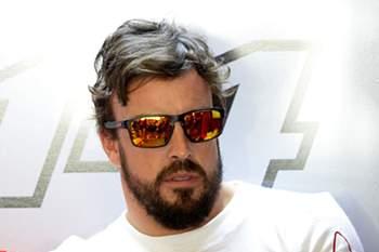O espanhol falou pela primeira vez como piloto da McLaren