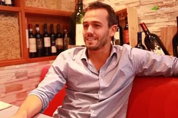 O ator Pedro Teixeira em entrevista ao SAPO Desporto.