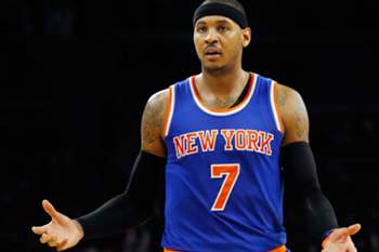 Jogador dos New York Knicks.