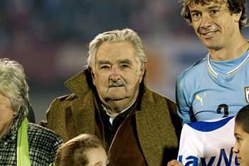 Presidente do Uruguai.