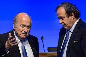 O presidente da UEFA revelou a conversa que teve com o seu hom