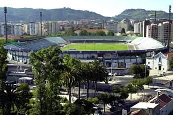Estádio do Bonfim, em Setúbal, festejou 50 anos