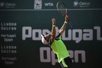 Tennis: Portugal Open