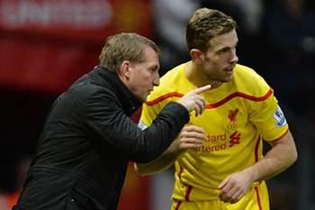 Treinador diz que médio inglês poderá ser novo capitão do Liverpool