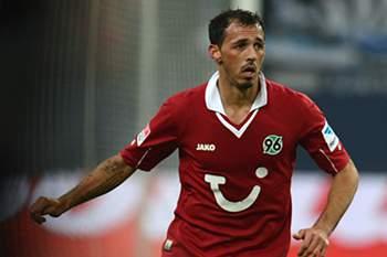 Sérgio Pinto jogou no Hannover entre 2007 e 2013.