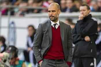 """Pep Guardiola: """"A minha mulher queixa-se das minhas decisões táticas"""""""