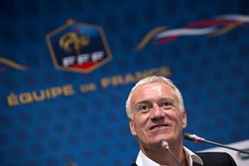 O selecionador francês mostrou-se satisfeito pela vitória