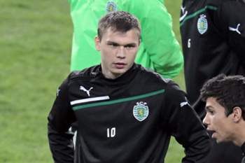 Izmailov recorda os anos em que jogou no Sporting