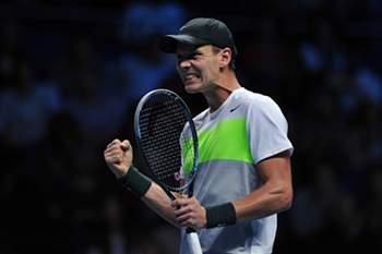 Checo eliminou Nadal no Open da Austrália