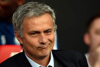 Técnico do Chelsea, José Mourinho.