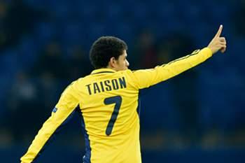Taison, jogador do Shakhtar