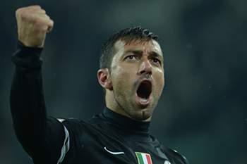 Quagliarella fez um golo e uma assistência em Milão