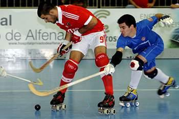 Hoquei em patins: Benfica / Oliveirense