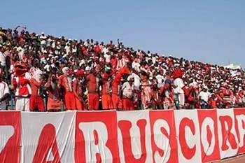 Adeptos do campeão angolano viram a sua equipa não ir além do empate
